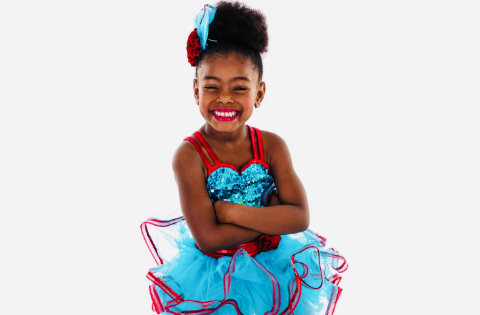 2-5 yr old dance classes